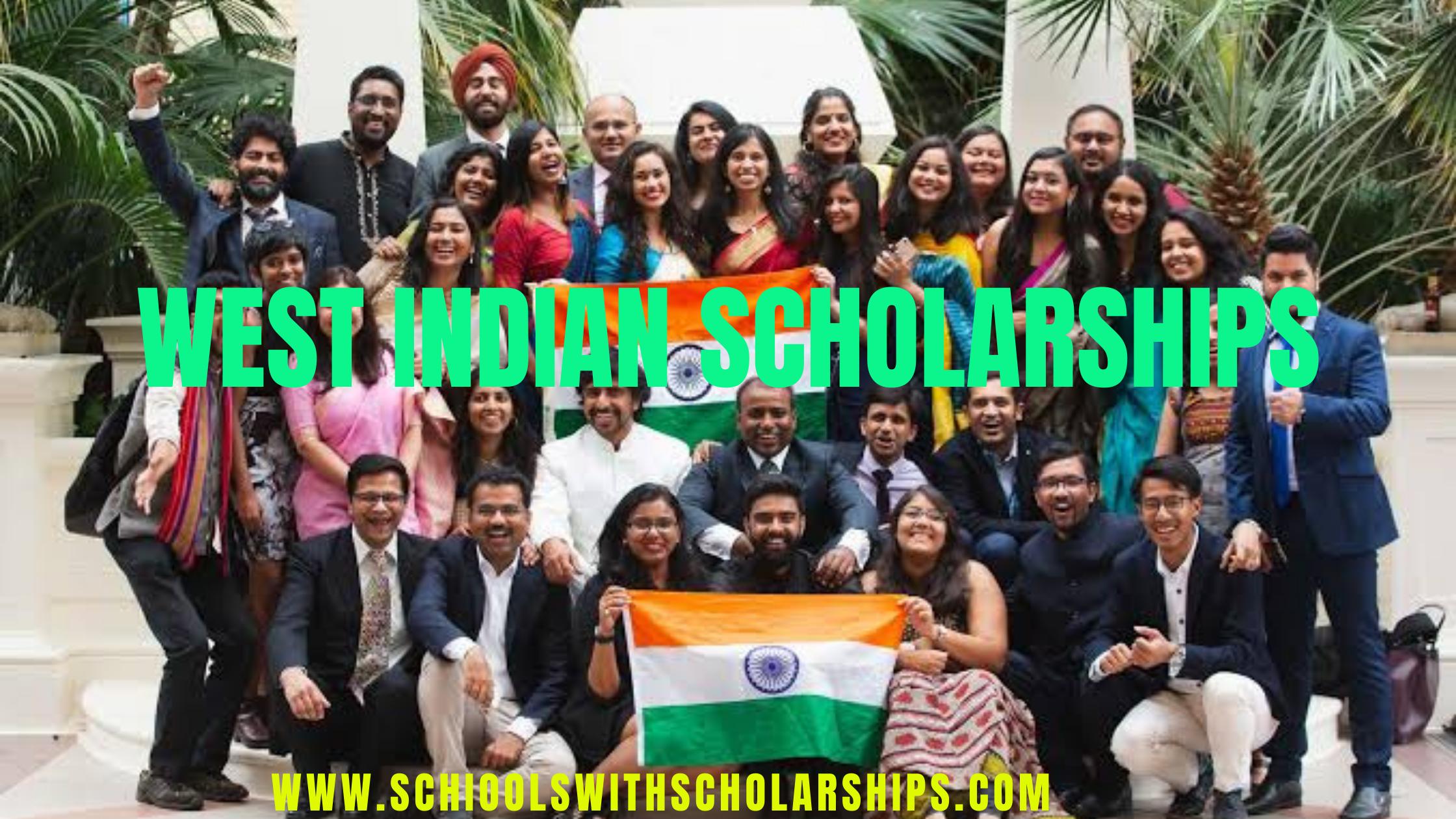 West Indian Scholarships