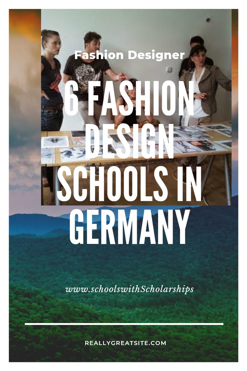 Fashion design Schools in Germany