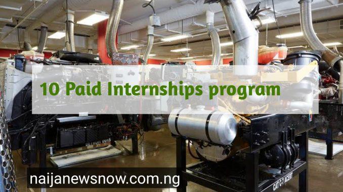Paid Internships