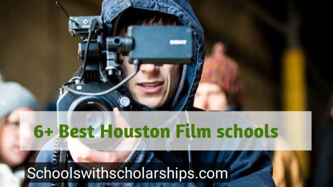 Houston Film schools