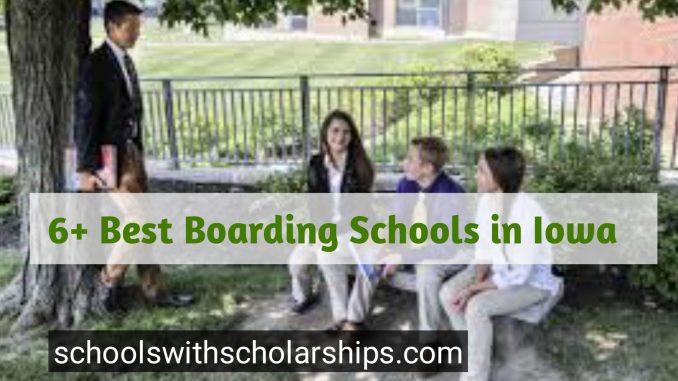 Best boarding Schools in Iowa
