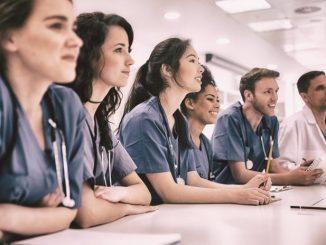 medical schools in England