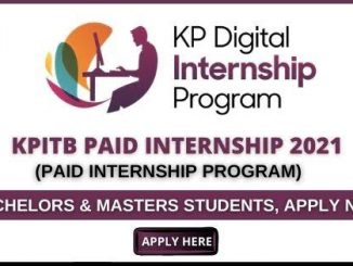 KP Internship Program